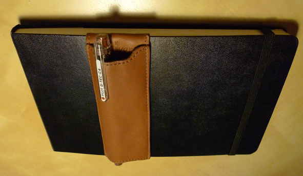 Quiver . . at the feel of leather (4/4)